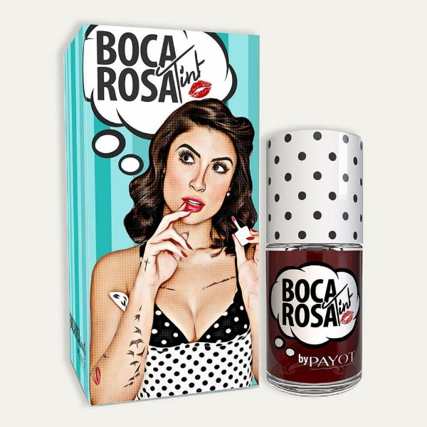 Lip Tint - Boca Rosa Tint by payot