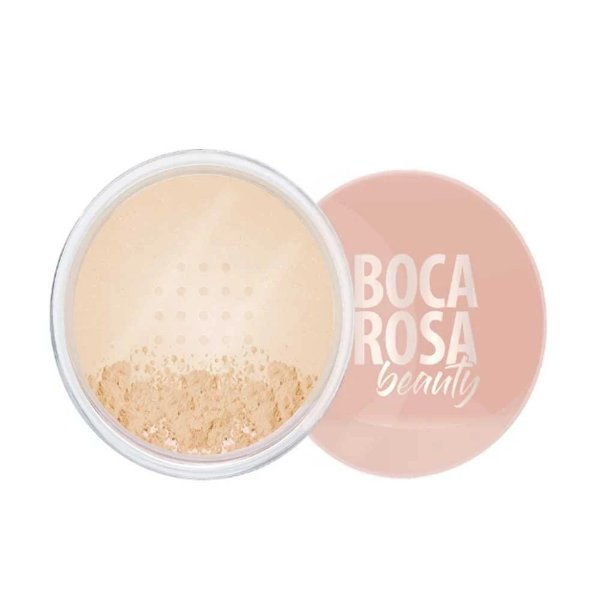 Pó Facial Solto Matte Boca Rosa Beauty By Payot