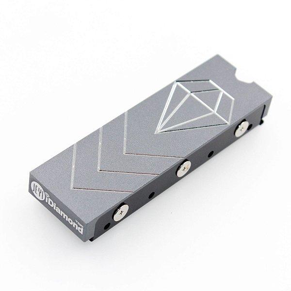 Dissipador de Calor JEYI para SSD M.2 NVMe 2280 iDiamond