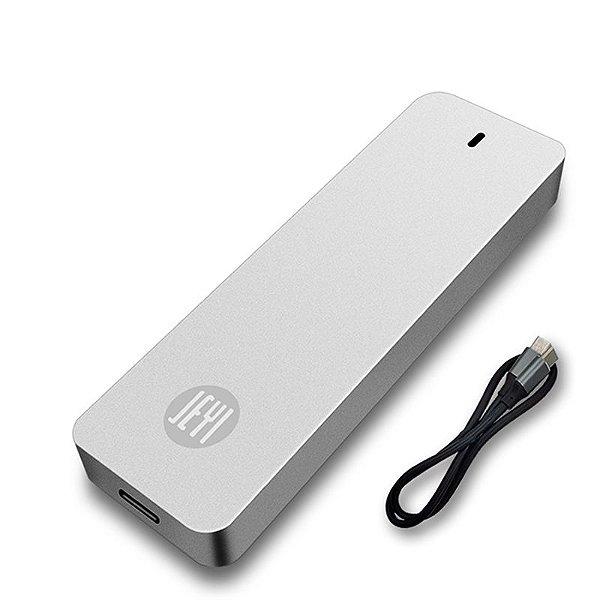 Case JEYI SSD M.2 NVMe Usb C 3.1 Gen2  Super Speed 10gbps