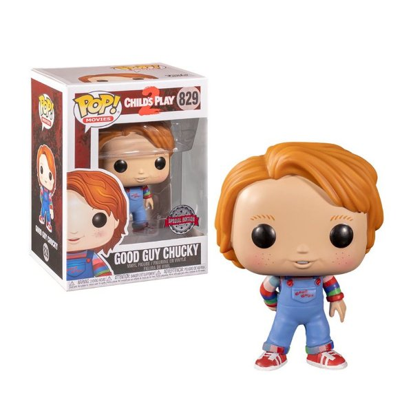 Funko Pop 829 Good Guy Chucky Exclusivo