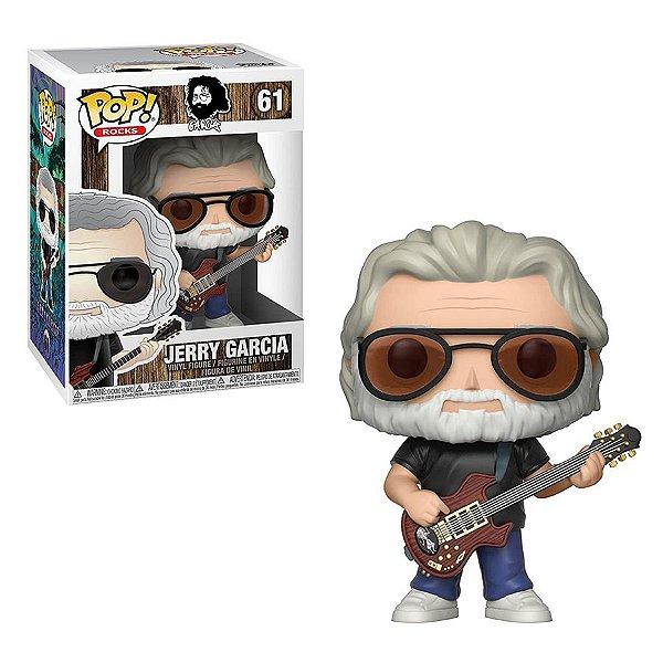 Funko Pop 61 Jerry Garcia Grateful Dead
