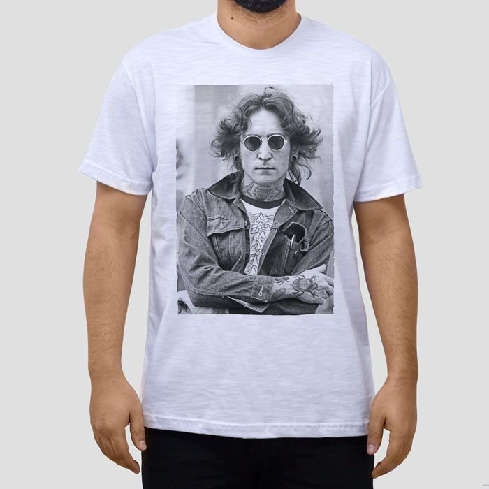 Camiseta John Tattoo.