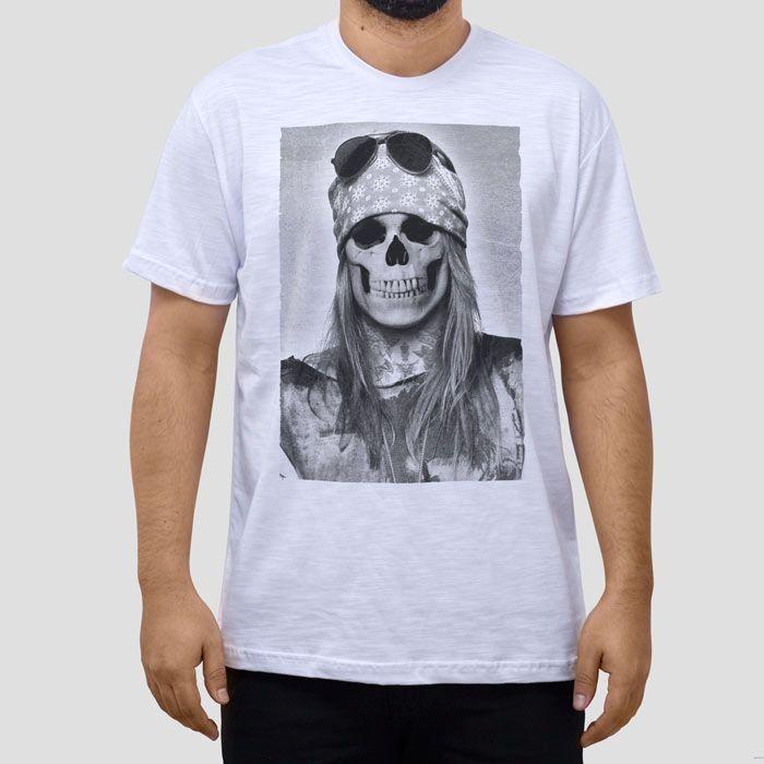 Camiseta Axl Caveira.