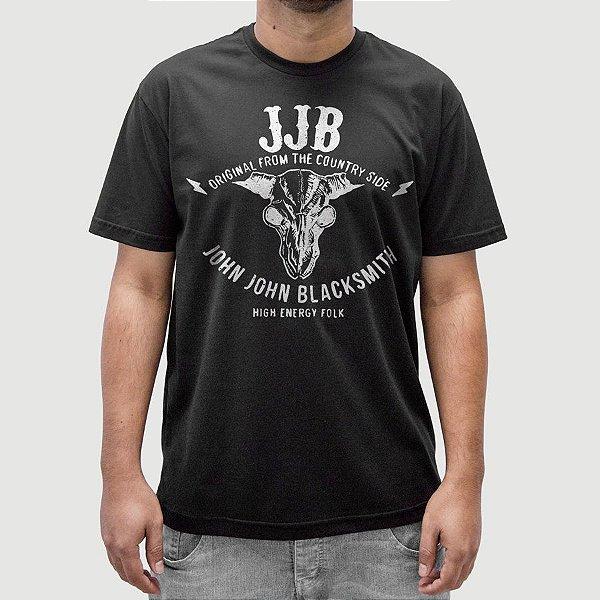 Camiseta John John BlackSmith Preta