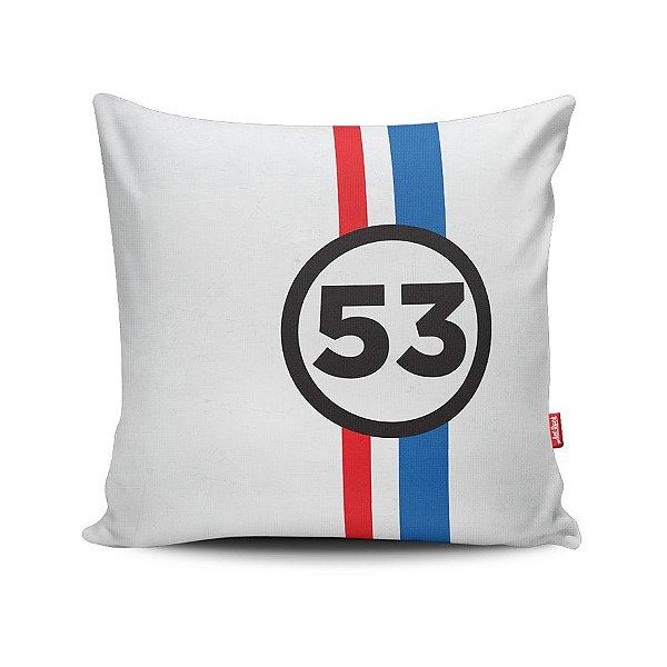 Capa de Almofada Decorativa Herbie