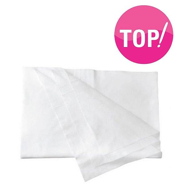 Toalha para cabelo tec-soft (25 unidades)