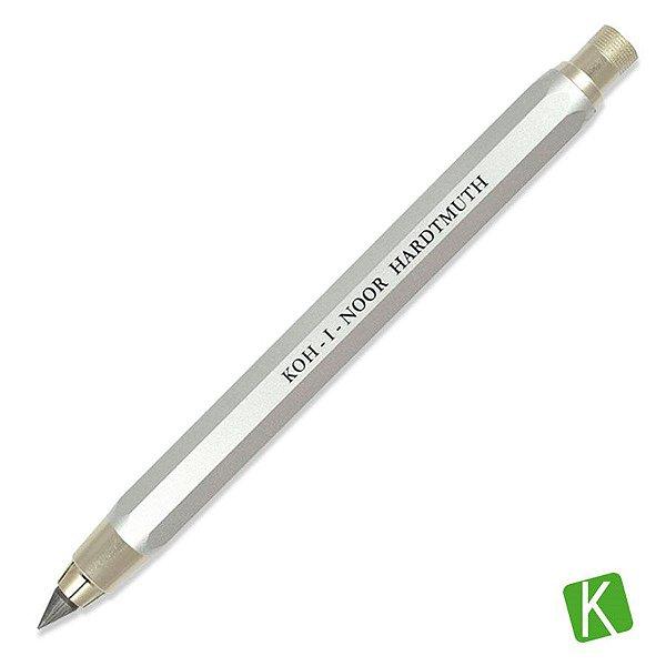 Portaminas Koh-I-Noor 5,6mm Prata