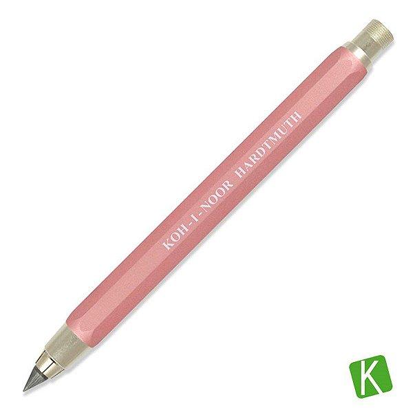 Portaminas Koh-I-Noor 5,6mm Rosé
