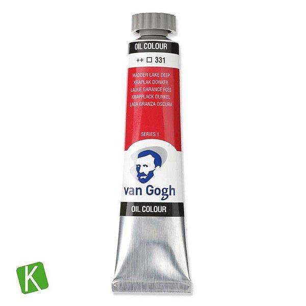 Tinta a Óleo Van Gogh 331 Madder Deep