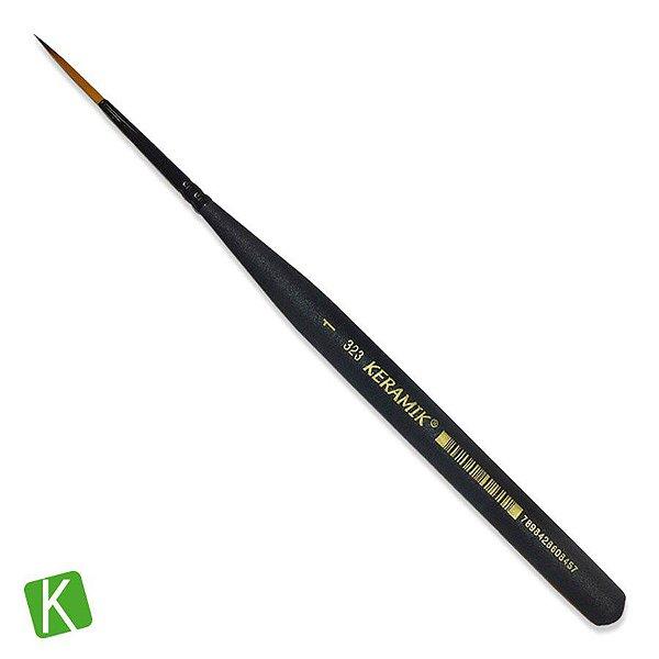 Pincel Keramik 323 Liner Mini Brush