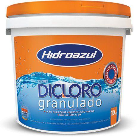 Dicloro Hidroazul 10KG