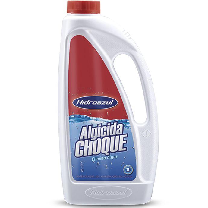 Algicida de Choque Hidroazul 1L