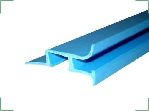Perfil Rígido Azul  3 Metros
