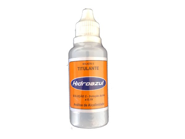 Reagente Titulante AT2 Hidroazul 23ml