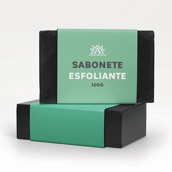 Sabonete Esfoliante 100g - Aldeia das Ervas