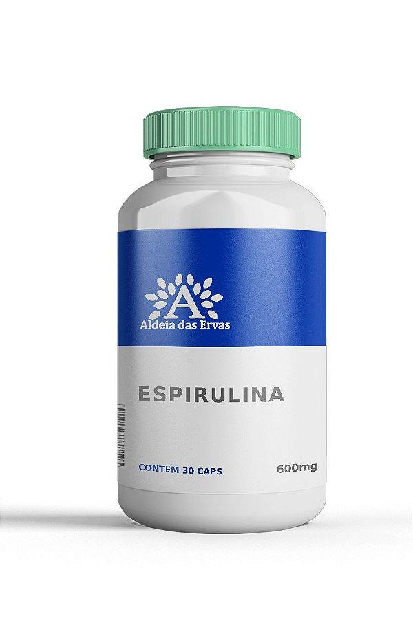 Espirulina 600mg - Aldeia das Ervas