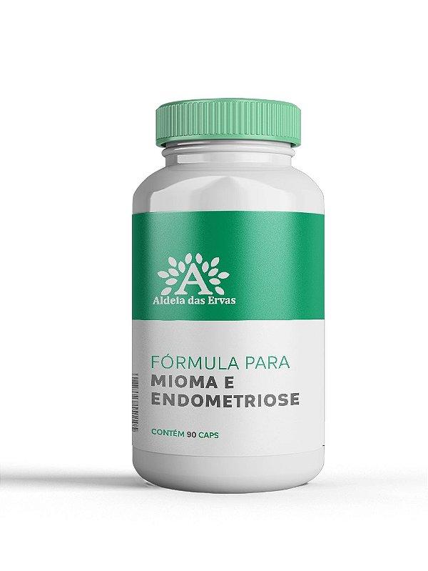 Fórmula para Mioma e Endometriose - Aldeia das Ervas