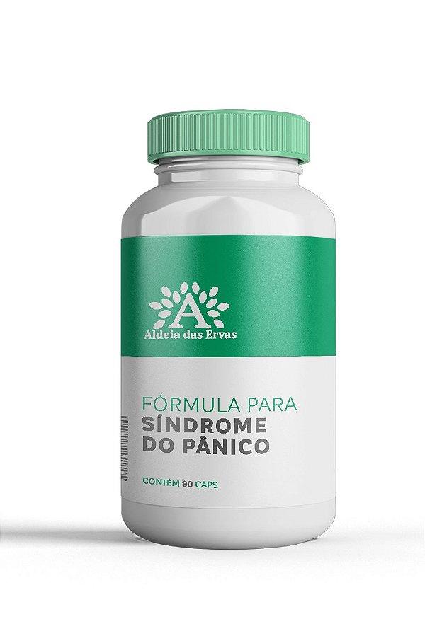 Fórmula para Síndrome do Pânico - Aldeia das Ervas