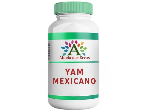 Yam Mexicano 250mg