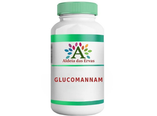 Glucomannam 500mg