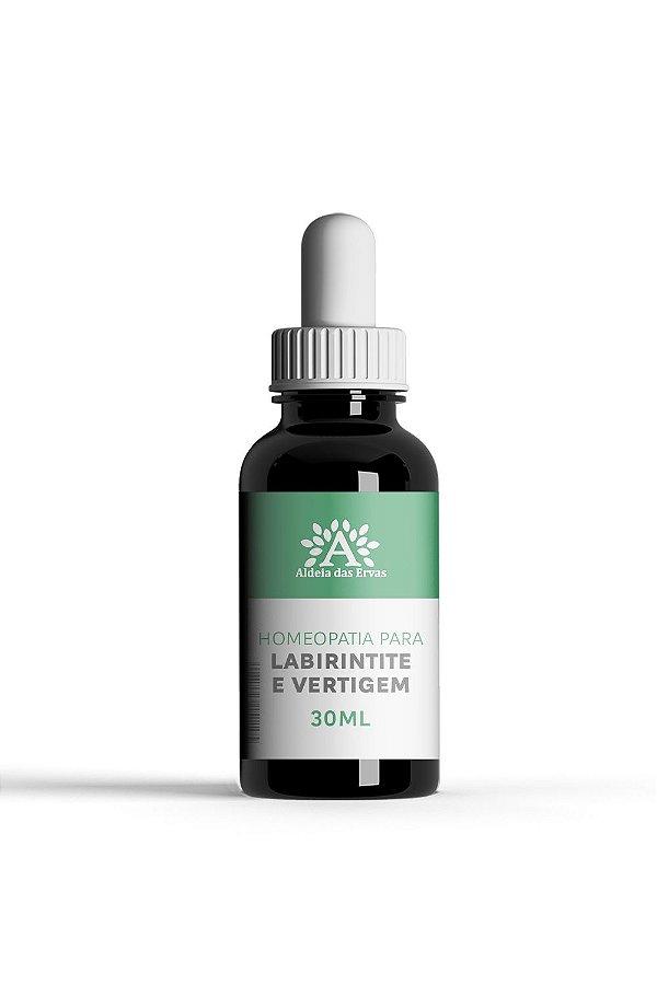 Homeopatia para Labirintite e Vertigem 30ml