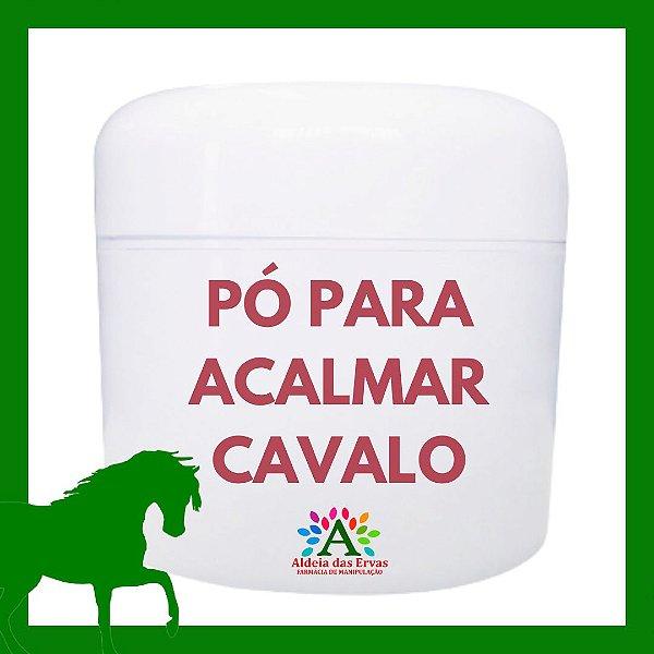 Pó para Acalmar Cavalo 450g - Saúde Animal