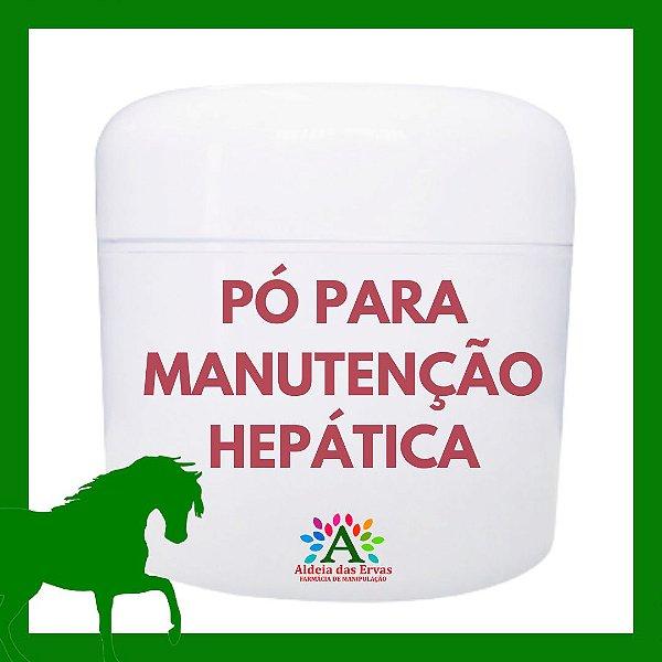 Pó para Manutenção Hepática 300mg - Saúde Animal