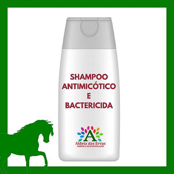 Shampoo Antimicótico e Bactericida 1 litro - Saúde Animal