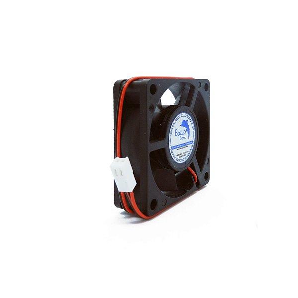 Micro ventilador DC Fan 60x60x20mm 24V Alta Rotação Sleeve/Bucha   Botto Brazil