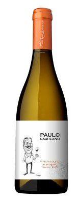 Vinho branco Paulo Laureano Caricatura
