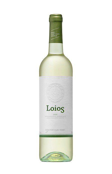 Vinho branco Loios João Portugal Ramos
