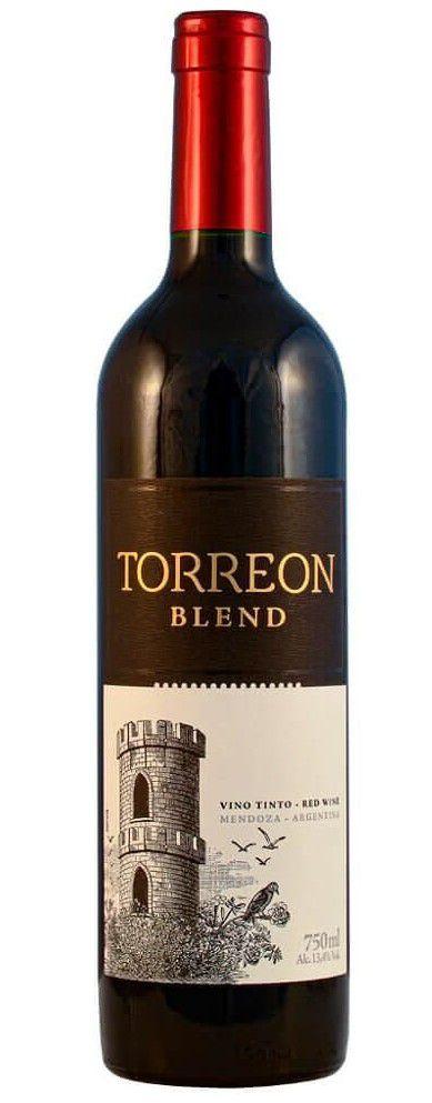 Vinho tinto Torreon Blend