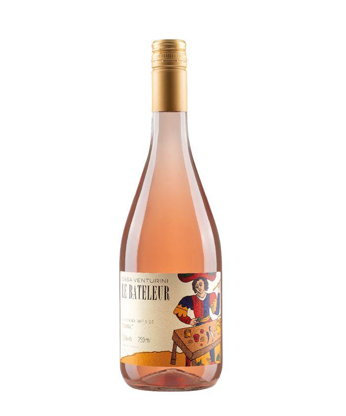 Vinho rose Tannat Le Bateleur Casa Venturini
