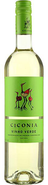 Vinho branco Verde Ciconia