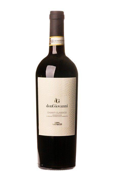 Vinho tinto Terre Natuzzi Chianti Clássico Don Giovanni DOCG