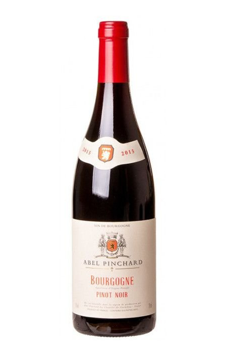 Vinho tinto Pinot Noir Bourgogne Rouge Abel Pinchard