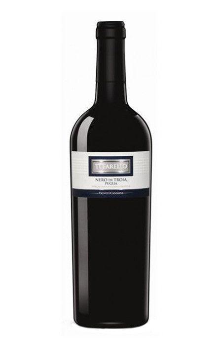 Vinho tinto Nero di Troia IGT Puglia Tufarello