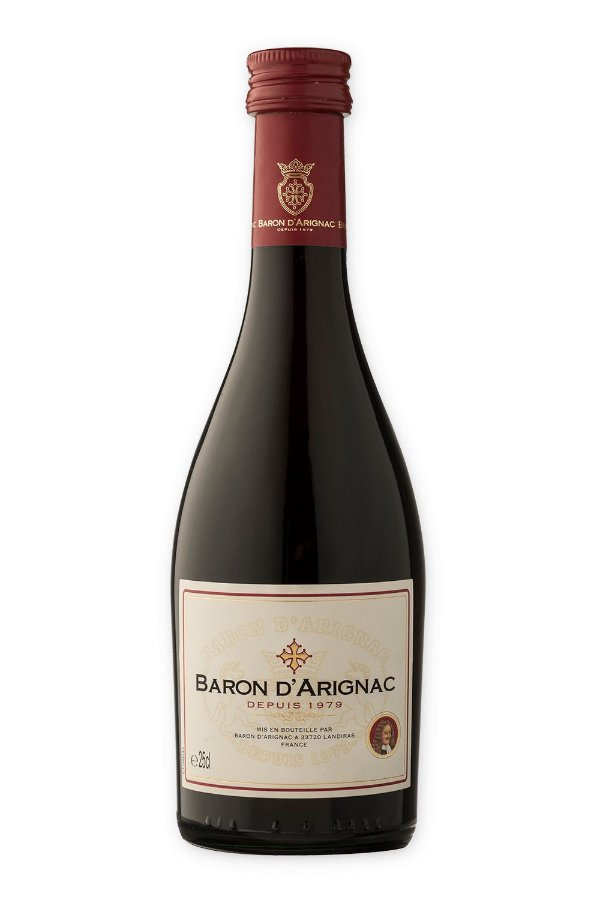 Vinho tinto Baron D'Arignac Rouge
