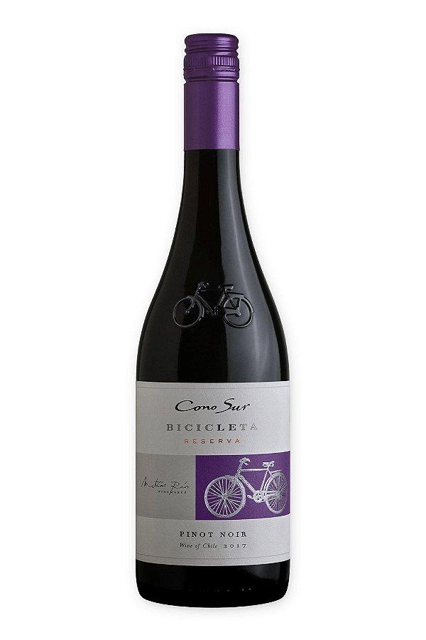 Vinho tinto Pinot Noir Reserva Cono Sur Bicicleta