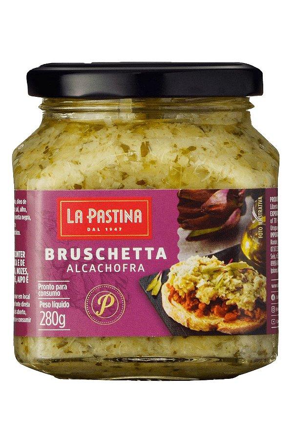 Bruschetta Alcachofra 280g La Pastina