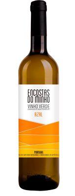 Vinho Verde branco Encostas do Minho Azal DOC 750ml