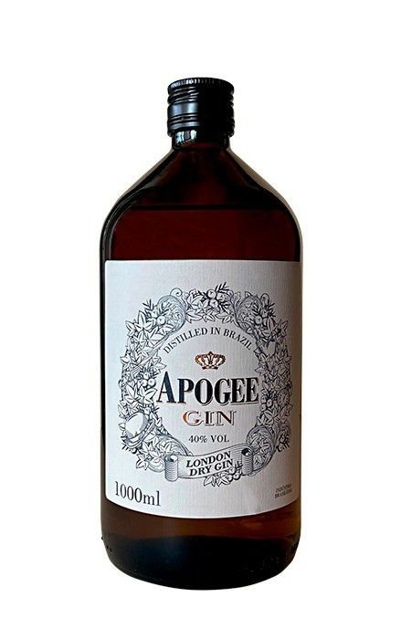 Gin London Dry Apogee Tradicional