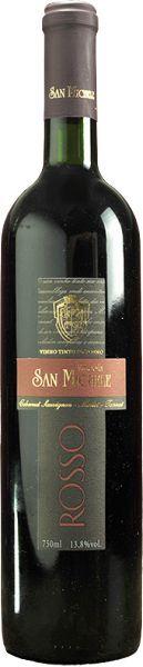 Vinho tinto Rosso San Michele