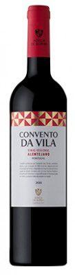 Vinho tinto Convento da Vila