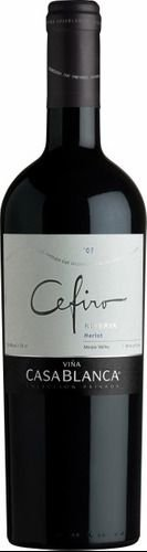 Vinho tinto Merlot Reserve Cefiro Cool