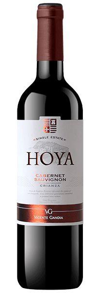 Vinho tinto Cabernet Sauvignon Crianza Hoya de Cadeñas
