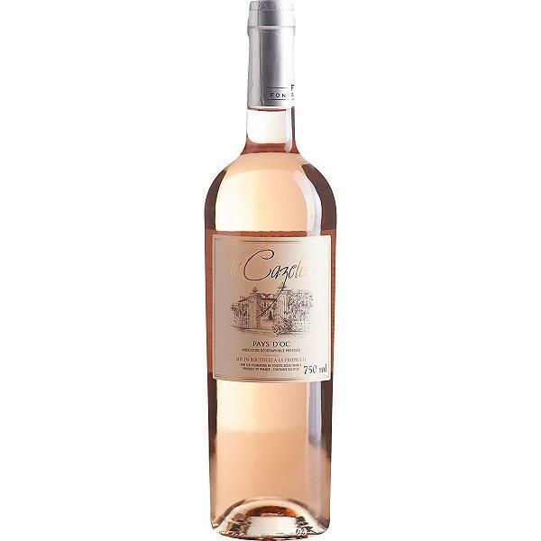 Vinho Rosé Le Cazelou Languedoc