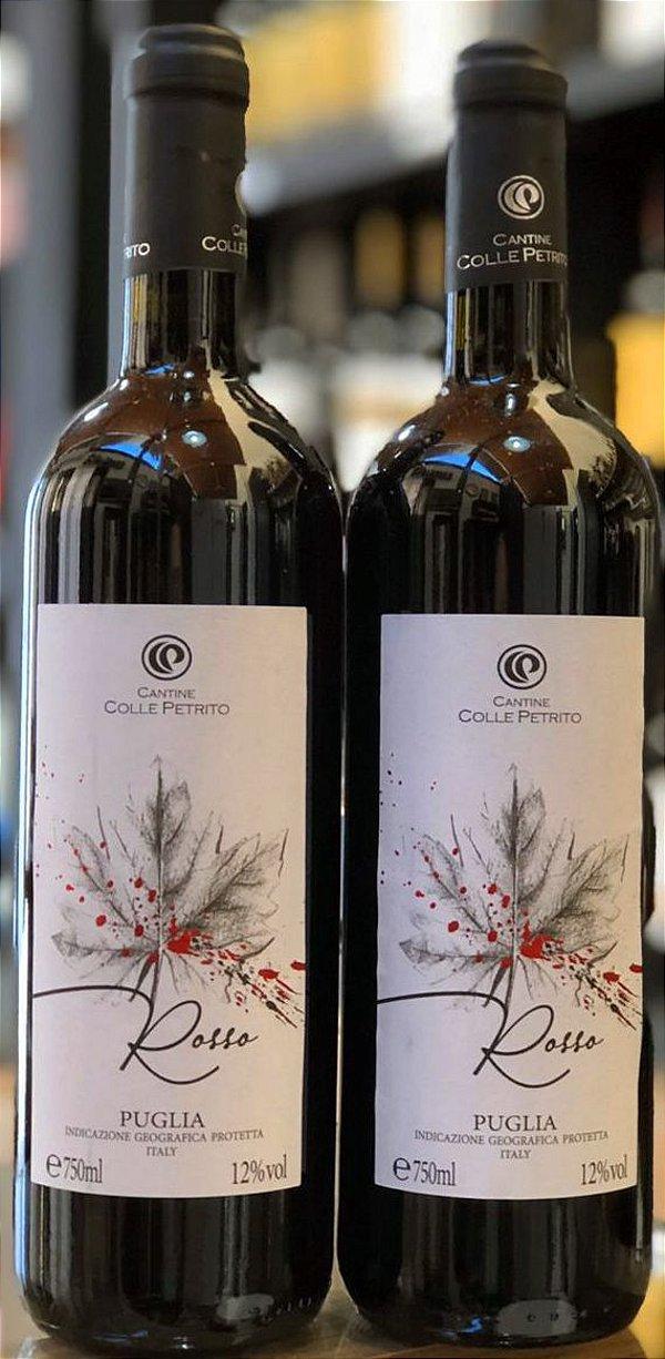 Vinho tinto Rosso Puglia IGT
