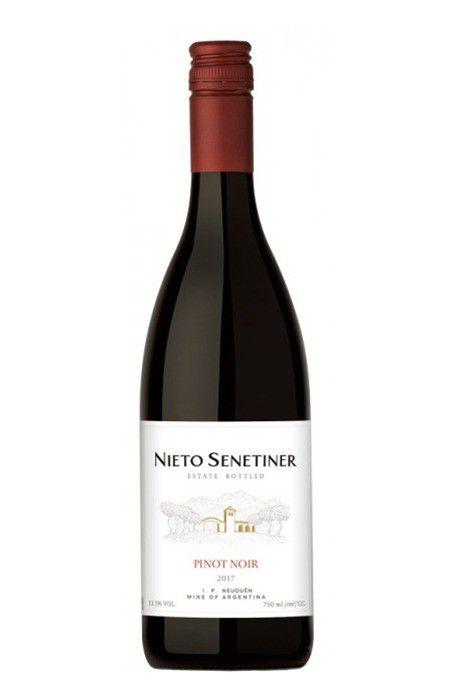 Vinho tinto Pinot Noir Nieto Senetiner